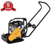 Lumag VP60 12 96cc Petrol Compactor Wacker Plate + FREE Wheel Kit & Paving Pad